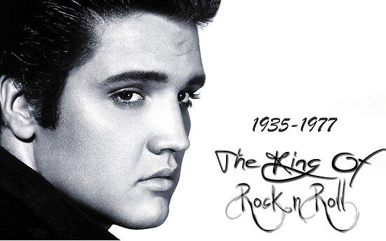 Elvis Presley Hair Style