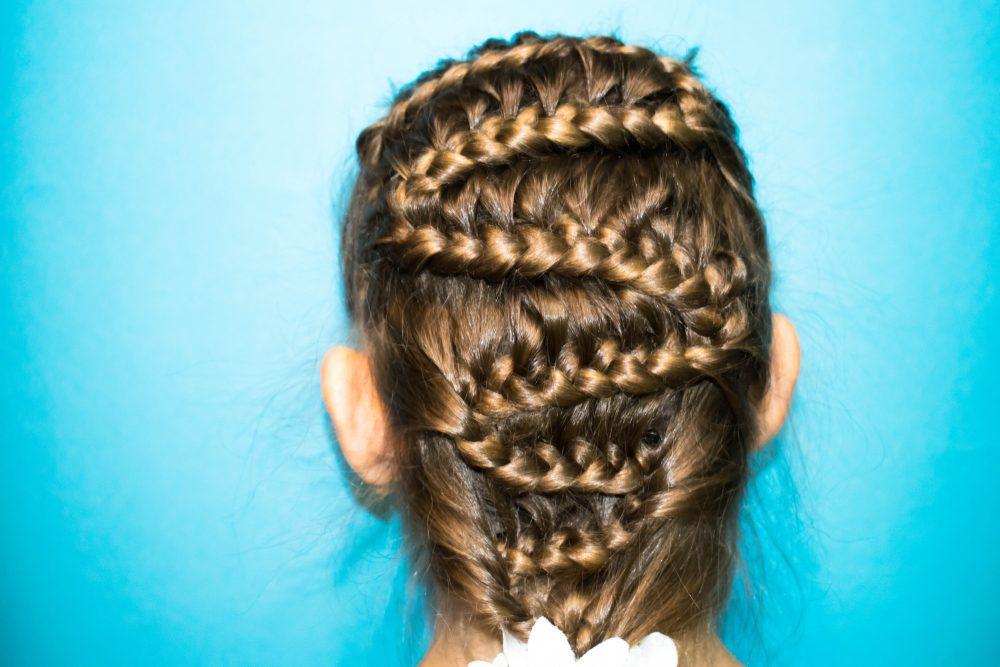 Snake Braid Hair Style